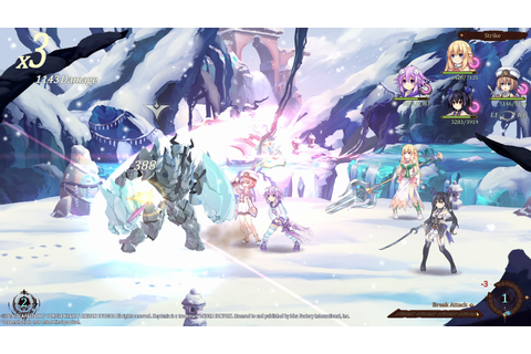 It won't be game over with Super Neptunia RPG this summer ...