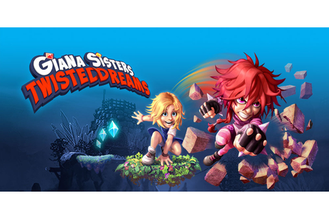 Giana Sisters: Twisted Dreams | Wii U download software ...