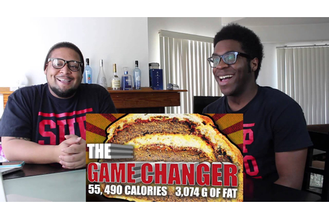 """The Game Changer"" Epic Meal Time REACTION!!!! - YouTube"