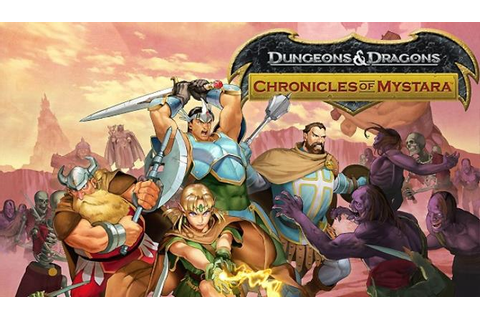 Dungeons & Dragons: Chronicles of Mystara Free Download ...