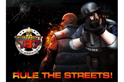 Closed Beta Giveaway District 187: Sin Streets Promo Codes