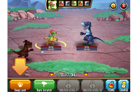 An Overview of the Monster Legends Game
