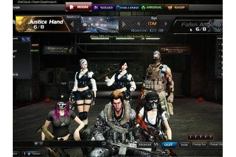 Absolute Force Online Review and Download
