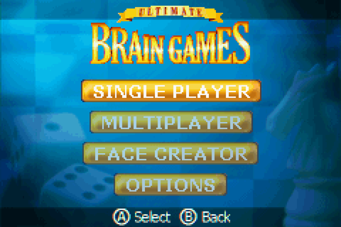 Ultimate Brain Games Download Game | GameFabrique