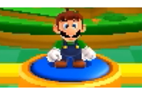 Super Mario 3D Land - Full Game with Luigi - All Special ...