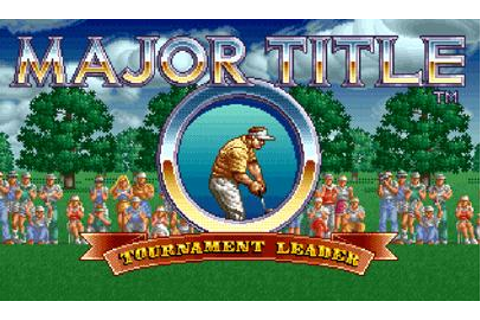 Major Title 2 - Il Gioco