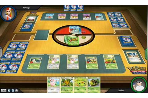 Pokemon Trading Card Game Online it's free and it's ...