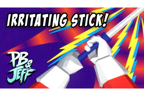 WHAT IS THIS GAME?! - Irritating Stick — PBGGameplay — Let ...