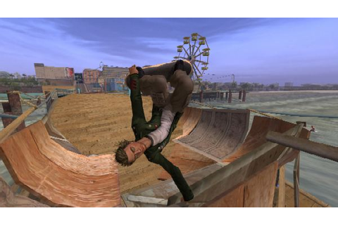 Tony Hawk's American Wasteland Free Download ~ Download PC ...