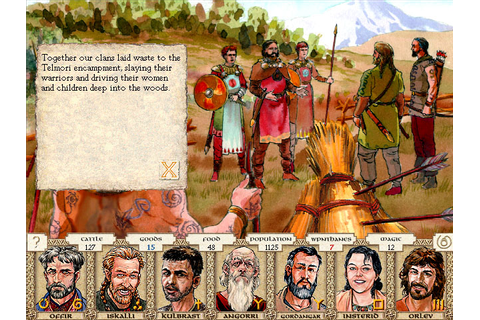 King of Dragon Pass - Full Version Games Download ...