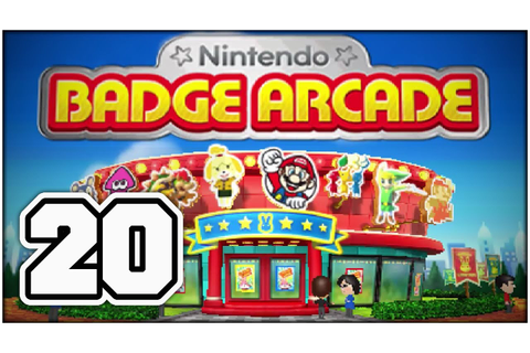 Nintendo Badge Arcade - Part 20: Free Plays + Practice ...