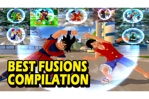 Dragon Ball Best Fusion Compilation | All Fusions MOD from ...