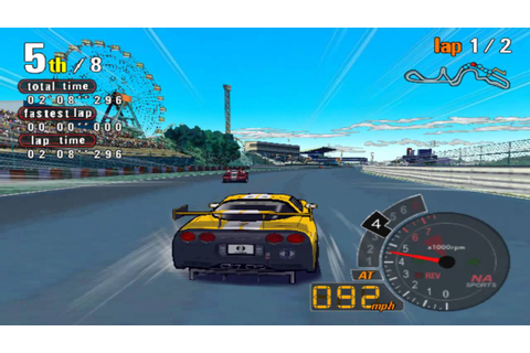 Auto Modellista - Gameplay - English - Gamecube - YouTube