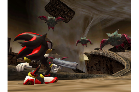 Retro Review: Shadow the Hedgehog » SEGAbits - #1 Source ...