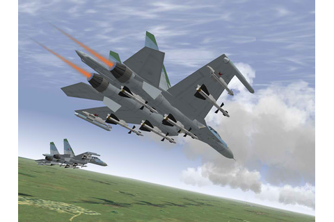 Download FREE Falcon 4 Allied Force PC Game Full Version