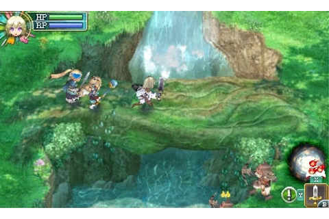 XSEED announces Rune Factory 4, Valhalla Knights 3, Ys ...
