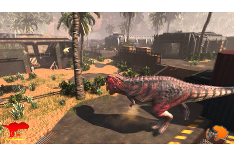 Primal Carnage - T-rex Gameplay - YouTube