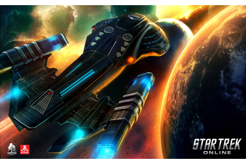 Star Trek Online Game Wallpapers | HD Wallpapers | ID #7013