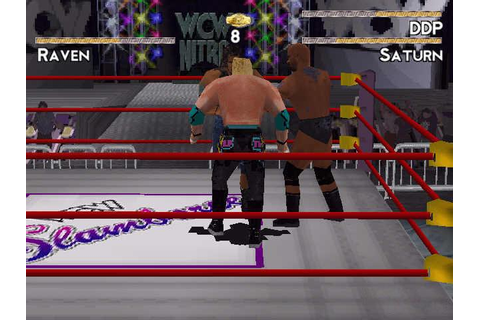 WCW Nitro Download (1998 Sports Game)