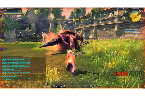 RaiderZ Gameplay Review - Monster Hunting MMO - YouTube