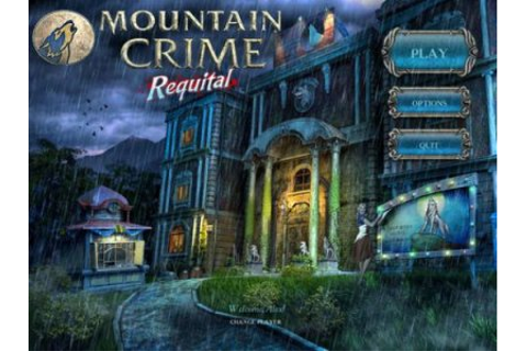 PC Games - Computer Games - PC Game Cheats: Mountain Crime ...