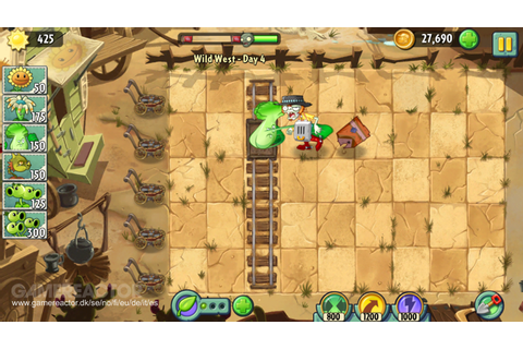 Plants vs. Zombies 2: It's About Time Recension ...