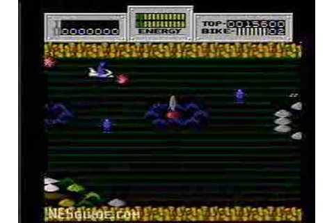 Seicross - NES Gameplay - YouTube