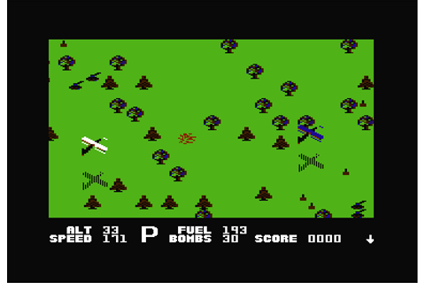Download Blue Max (Commodore 64) - My Abandonware