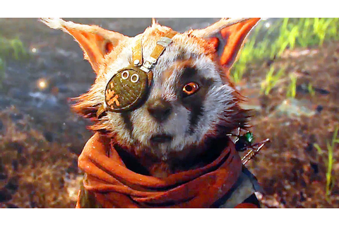 BIOMUTANT Cinematic Trailer + Gameplay - PS4/Xbox One/PC ...