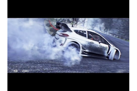 WRC - The Official Game 2019: TRAILER WRC 8 - YouTube