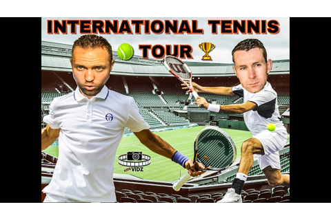KMBvidz lets play INTERNATIONAL TENNIS TOUR game on the ...