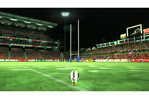 Rugby League Live 2 Goal Kicking In Action - YouTube