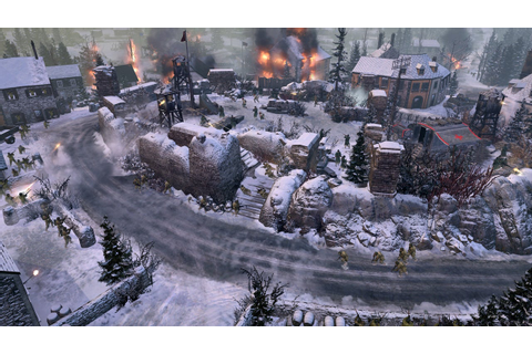 Company of Heroes 2: Ardennes Assault Review - IGN