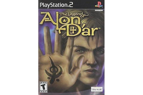 Playstation 2 Legend of Alon D';ar - PS2 Preplayed ...