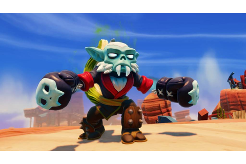 Skylanders Swap Force - Game Wallpapers n Poster ...