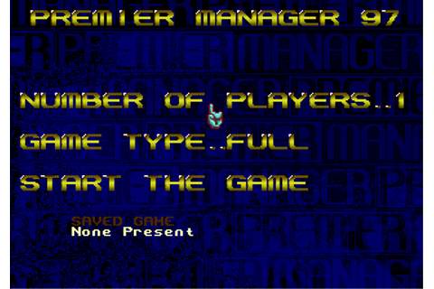 Premier Manager 97 (Europe) ROM