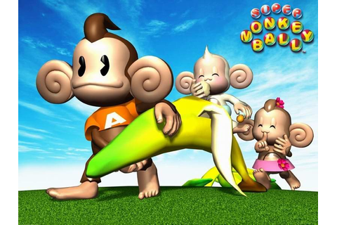 First Super Monkey Ball 3DS Trailer is Bananas - Nintendo Life
