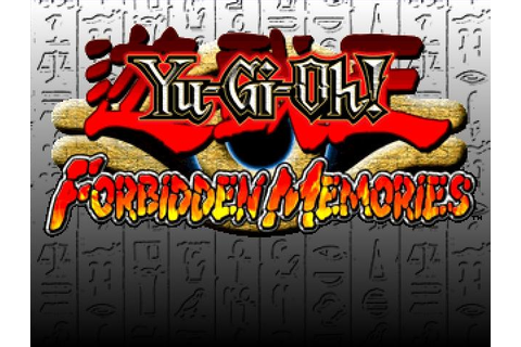 Yu-Gi-Oh Forbidden Memories ISO Download
