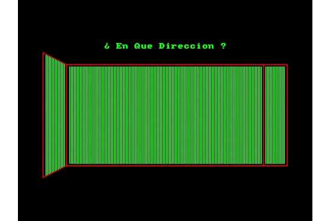 Amstrad CPC Sultan's Maze - YouTube