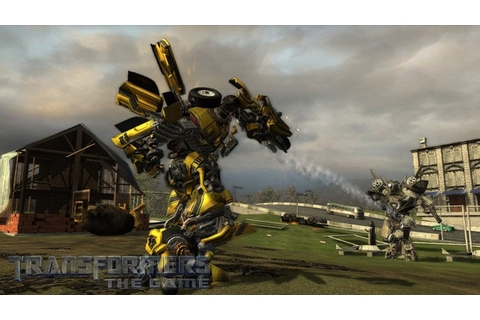 Transformers: The Game (Wii) News, Reviews, Trailer ...
