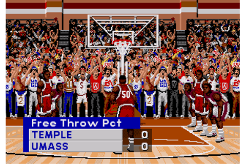 Download Coach K College Basketball (Genesis) - My Abandonware