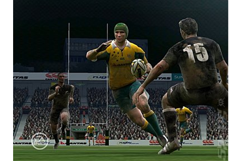 EA Announces EA Sports Rugby 06 - Press Release
