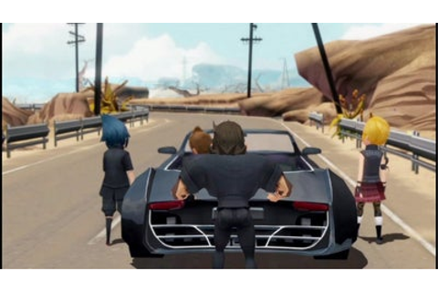 Final Fantasy XV: Pocket Edition Revealed, Monster of the ...