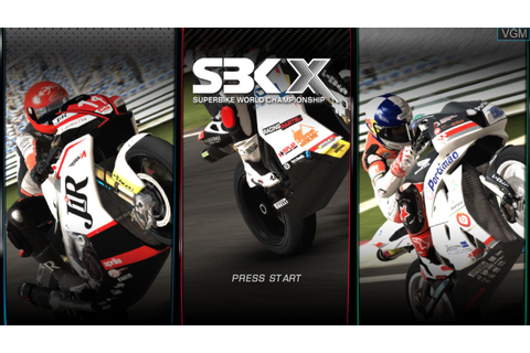 SBK X - Superbike World Championship for Microsoft Xbox ...
