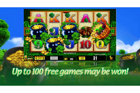 Wild Leprechauns Slot Game - YouTube