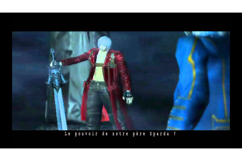 Devil May Cry 3 Special Edition PC HD - Vergil battle 1 ...