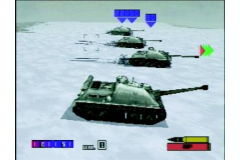 Screens: Panzer Front - PlayStation (23 of 23)