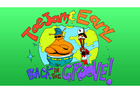 "PAX EAST 2017 | ""ToeJam & Earl: Back in the Groove ..."