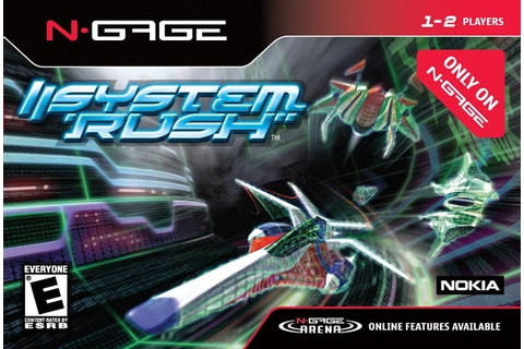 System Rush - N-Gage - IGN
