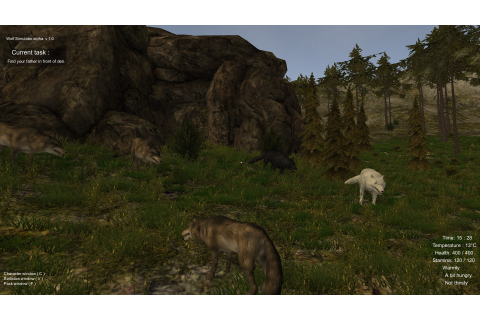 Wolf Simulator Free Full Game Download - Free PC Games Den